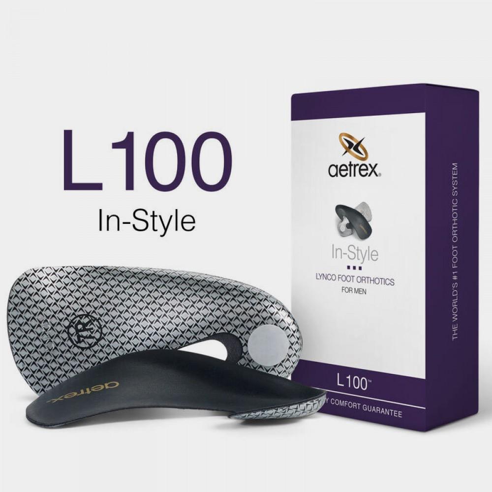 Ортопедические полустельки для среднего подъема L100M