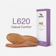 Повседневные ортопедические стельки для низкого подъема L620W