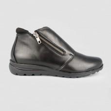 Ботинки черные кожаные 52002-BLK