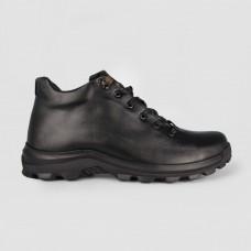 Ботинки черные кожаные 35120-BLK
